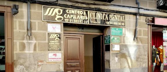 Centro SG Centros Capilares Alcalá de Henares