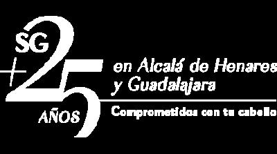 Mas de 25 Años - SG Centros Capilares Alcala y Guadalajara